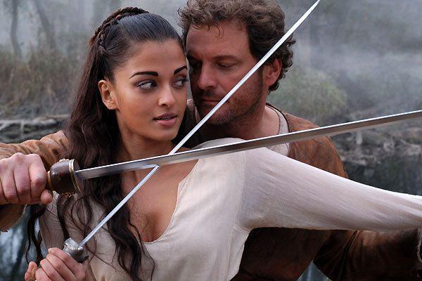 La Dernière légion - Aishwarya Rai et Colin Firth