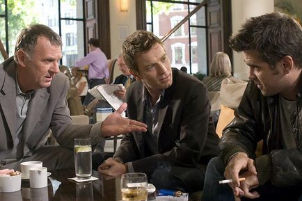 Le Rêve de Cassandre - Tom Wilkinson, Ewan McGregor er Colin Farrell