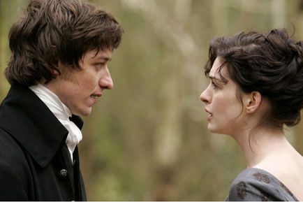 Jane - James McAvoy et Anne Hathaway