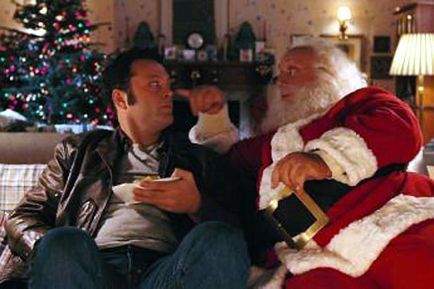 Frère Noël - Vince Vaughn et Paul Giamatti