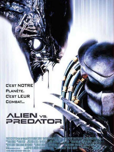 Alien vs. Predator - affiche définitive française