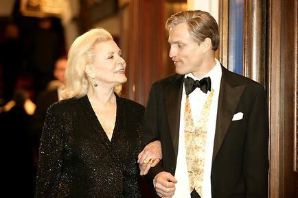 The Walker - Lauren Bacall et Woody Harrelson
