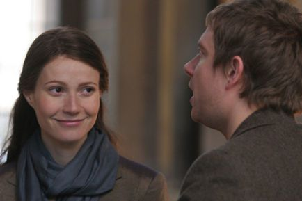 The Good Night - Gwyneth Paltrow et Martin Freeman