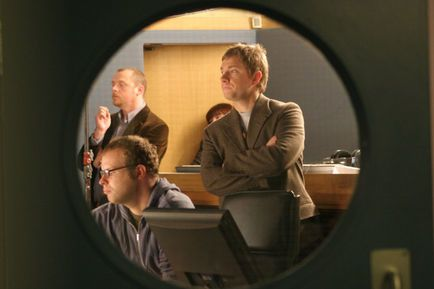 The Good Night - Martin Freeman et Simon Pegg
