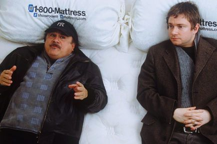 The Good Night - Danny DeVito et Martin Freeman