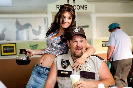 Witless Protection - Jenny McCarthy et Larry The Cable Guy