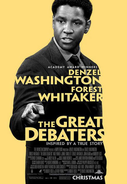 The Great Debaters - Affiche américaine