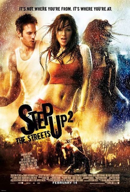 Step Up 2 the Streets - Affiche américaine