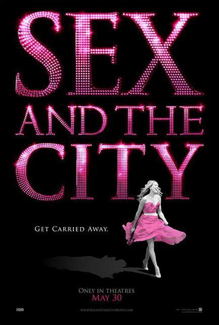 Sex & the City - Affiche américaine