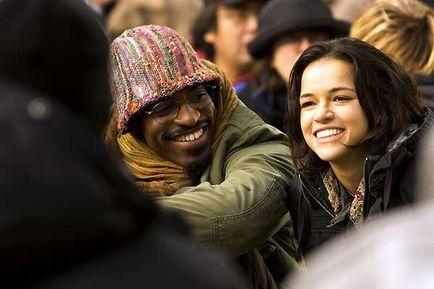 Bataille à Seattle - Andre Benjamin et Michelle Rodriguez