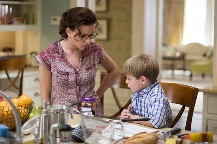 Le Journal d'une baby-sitter - Scarlett Johansson et Nicholas Reese Art