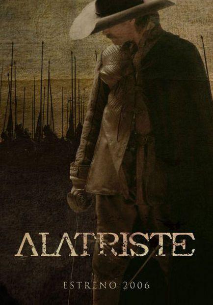 Alatriste - Affiche teaser espagnole