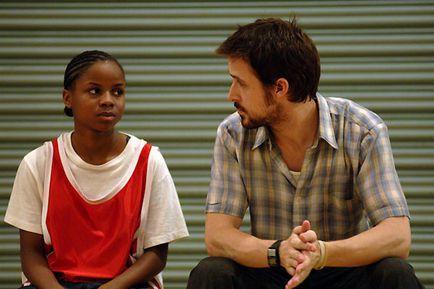 Half Nelson - Shareeka Epps et Ryan Gosling
