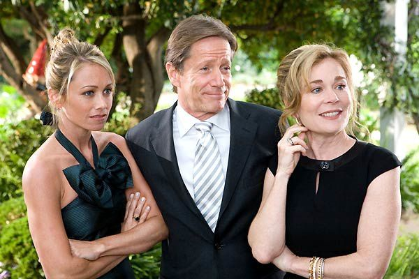 Permis de mariage - Christine Taylor, Peter Strauss et Angela Kinsey