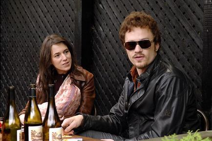 I'm Not There - Charlotte Gainsbourg et Heath Ledger