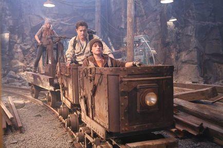 Voyage au centre de la Terre - 3D - Brendan Fraser et Josh Hutcherson