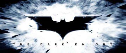 The Dark Knight - Logo officiel