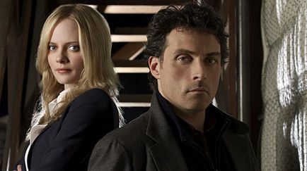 Eleventh Hour (US) - Marley Shelton & Rufus Sewell