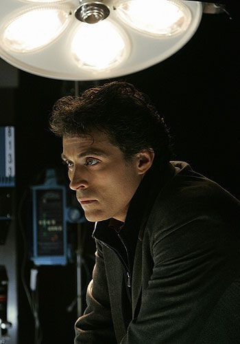Eleventh Hour (US) - Rufus Sewell