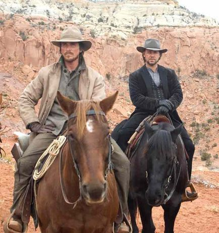 3:10 to Yuma - Christian Bale et Russell Crowe
