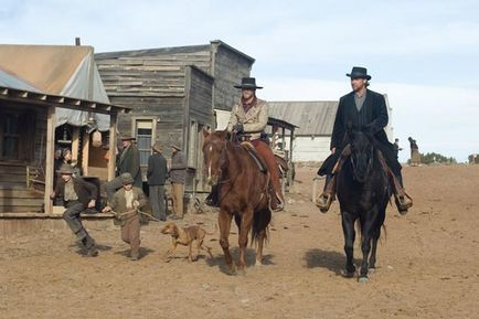 3:10 to Yuma - Russell Crowe et Ben Foster