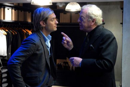 Sleuth - Jude Law et Michael Caine