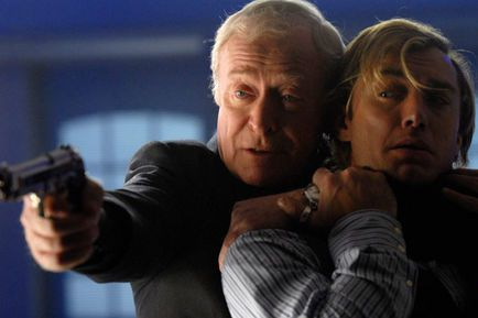 Sleuth - Michael Caine et Jude Law