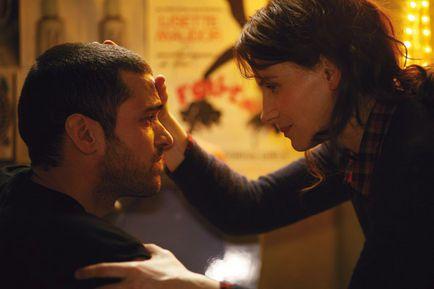 Paris - Romain Duris et Juliette Binoche