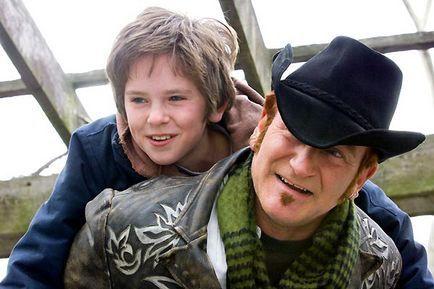 August Rush - Robin Williams et Freddie Highmore