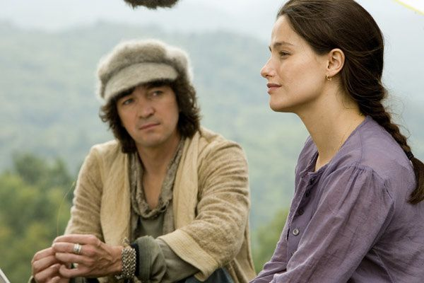 Cali et Marie Gillain. Paramount Pictures France