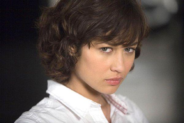 Olga Kurylenko. Sony Pictures Releasing France