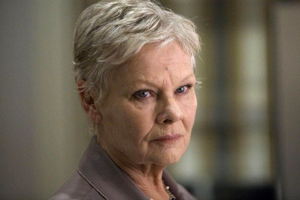 Judi Dench. Sony Pictures Releasing France