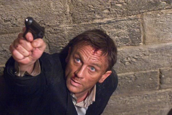 Daniel Craig. Sony Pictures Releasing France