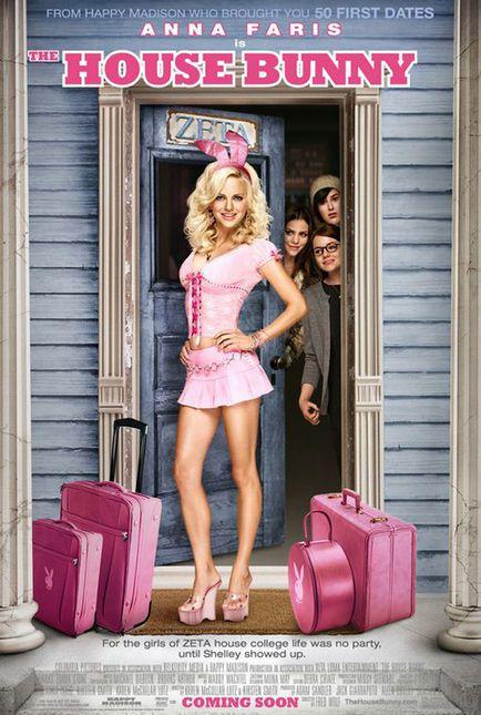 House Bunny - Affiche américaine