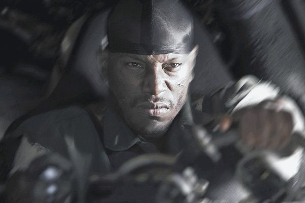 Tyrese Gibson. Universal Pictures International France