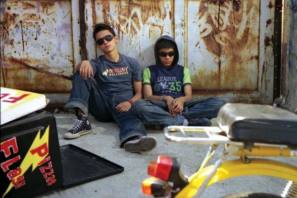 Eduardo Granados et Alan Chávez. Epicentre Films