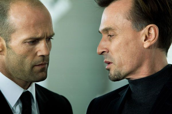 Jason Statham et Robert Knepper. Magali Bragard - 2008 EUROPACORP - TF1 FILMS PRODUCTION - GRIVE PRODUCTIONS - APIPOULAÏ PROD