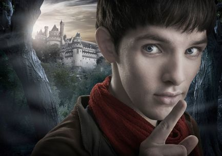 Merlin - Colin Morgan