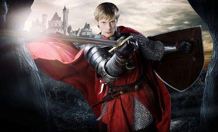 Merlin - Bradley James