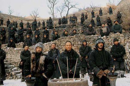 Les Seigneurs de la guerre - Andy Lau, Jet Li et Takeshi Kaneshiro