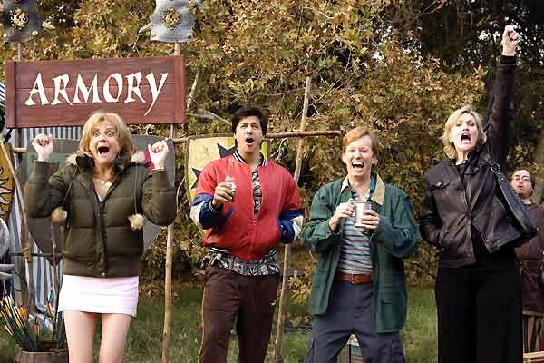 Kerri Kenney, Jane Lynch, Ken Marino et A.D. Miles. Universal Pictures International France