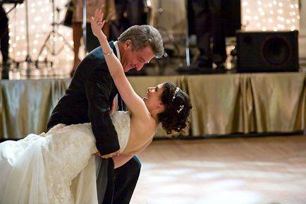 Last Chance for Love - Dustin Hoffman et Liane Balaban