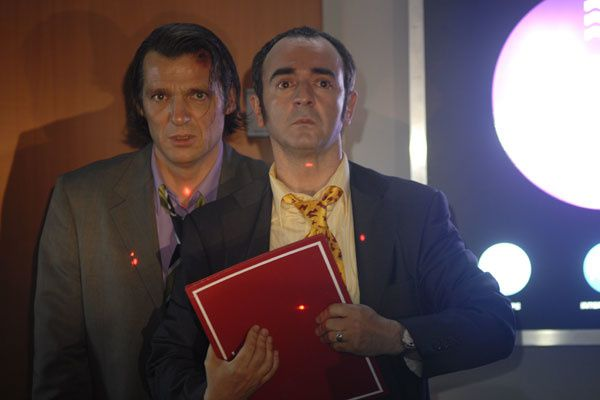 Yvan Le Bolloc'h et Bruno Solo. TFM Distribution
