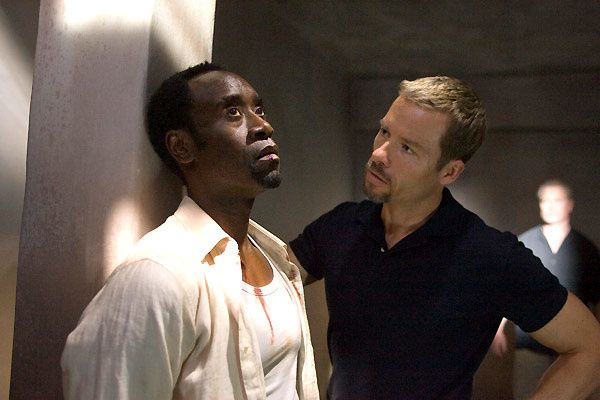 Don Cheadle et Guy Pearce. Paramount Pictures France
