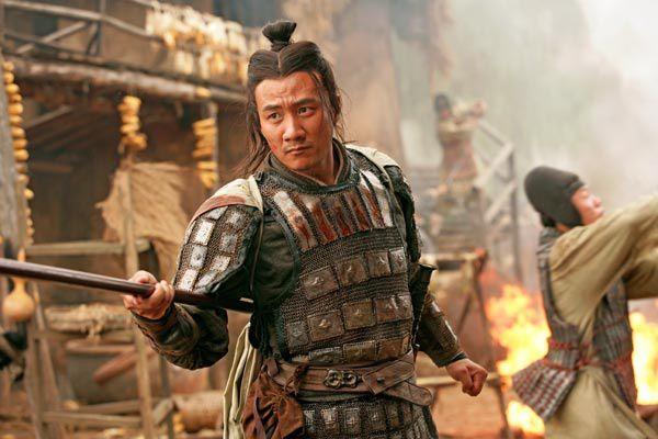 Hu Jun. Metropolitan FilmExport