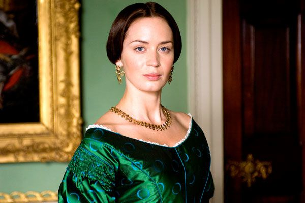 Emily Blunt. Initial Entertainment Group