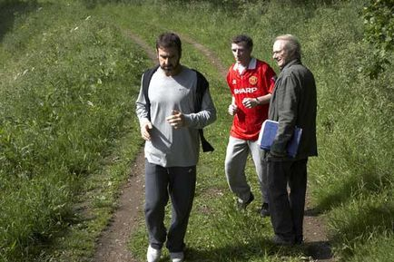 Looking for Eric - Eric Cantona, Steve Evets et Ken Loach