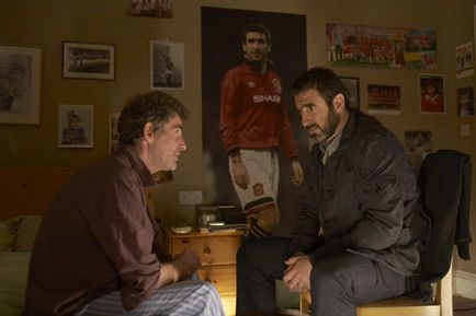Looking for Eric - Steve Evets et Eric Cantona