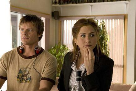 Management - Jennifer Aniston et Steve Zahn