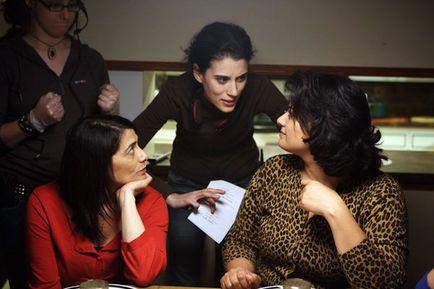 Hiam Abbass, Nisreen Faour, Cherien Dabis dans Amerrika (Photo)